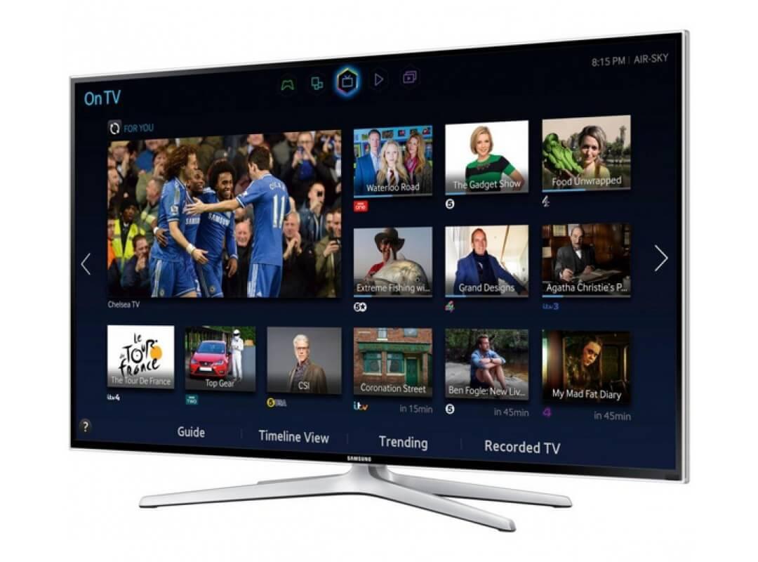 Samsung UE65H6400 5 лучших телевизоров с диагональю 65 дюймов Фото