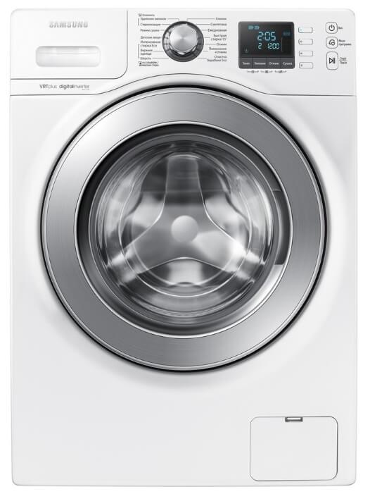 Samsung WD806U2GAWQ Рейтинг стиральных машин с функцией сушки Фото