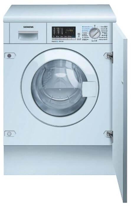 Siemens WK 14D540 Рейтинг стиральных машин с функцией сушки Фото
