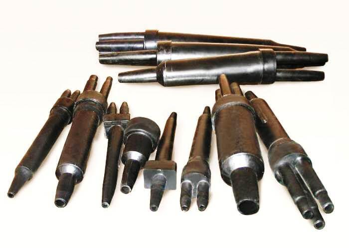 kabelniye mufti 8 Какие бывают кабельные муфты? Фото