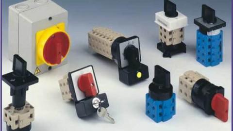 Что такое кулачковый переключатель и для чего он нужен?