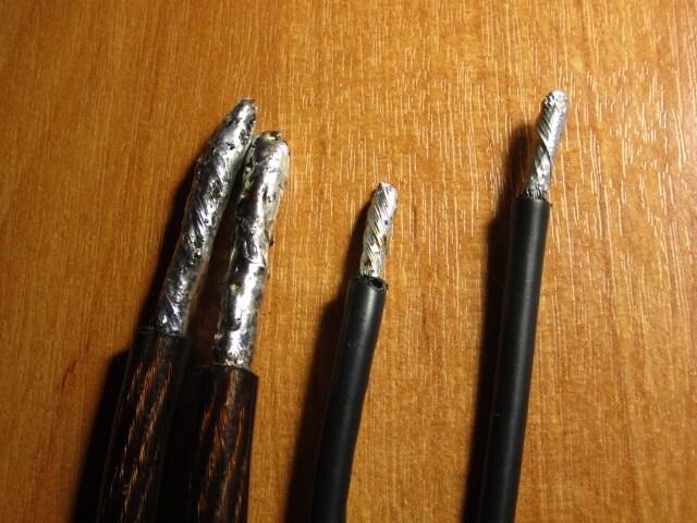 paika provodov 2 Правила пайки алюминиевых и медных проводов Фото