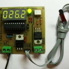 Как собрать терморегулятор в домашних условиях