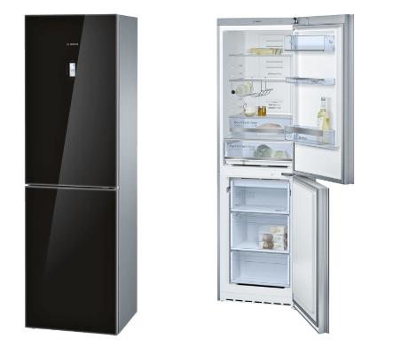 Bosch KGN39SB10 10 лучших двухкамерных холодильников по соотношению цены и качества Фото