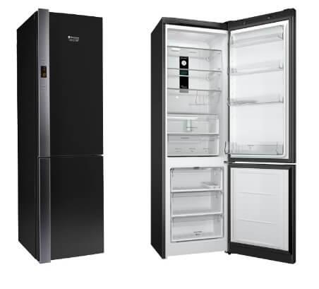 Hotpoint Ariston HF 9201 B RO 10 лучших двухкамерных холодильников по соотношению цены и качества Фото