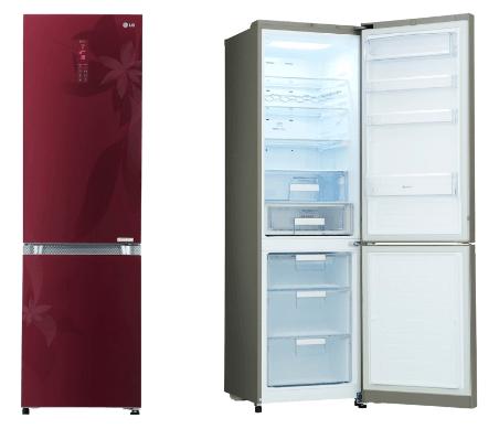 LG GA B489 TGRF 10 лучших двухкамерных холодильников по соотношению цены и качества Фото