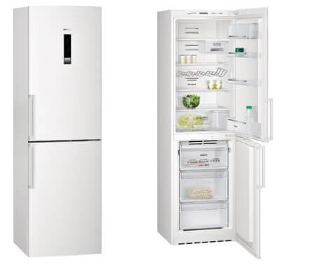 Siemens KG39NXW20 10 лучших двухкамерных холодильников по соотношению цены и качества Фото