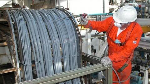 Обработка кабельных линий огнезащитным составом