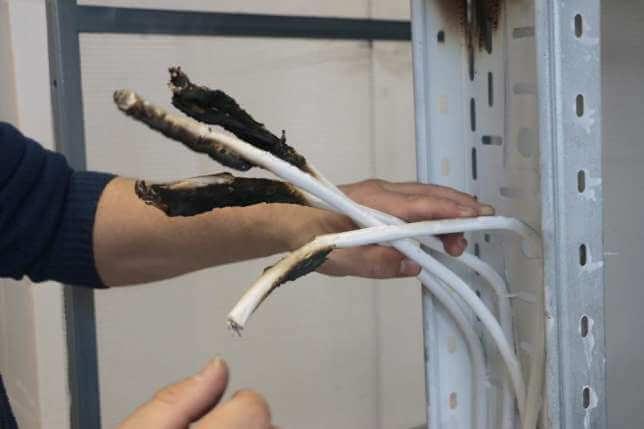Предотвращение пожара