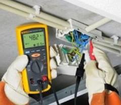 Как измерить сопротивление изоляции кабеля?