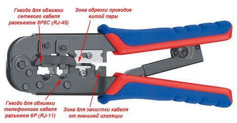 kak obzhat setevoj kabel 1 Как обжать сетевой кабель? Фото