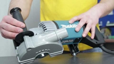 Критерии выбора качественного штробореза для дома и работы