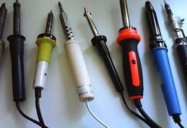Выбор паяльника для пайки проводов — на что обратить внимание?