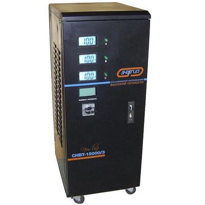 Энергия Hybrid СНВТ 15000 3 Рейтинг стабилизаторов напряжения для дома Фото