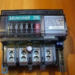 Обзор электросчетчика Меркурий 201
