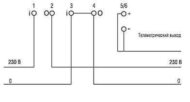 Как подключить М-201 к сети