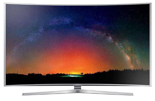 UE55JS9000T 5 лучших телевизоров Samsung Фото