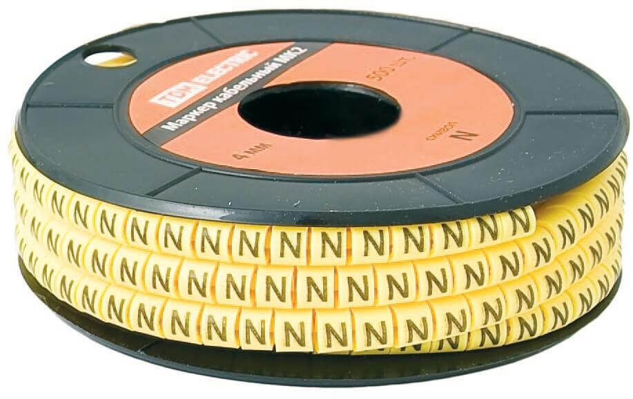 Маркер для кабеля