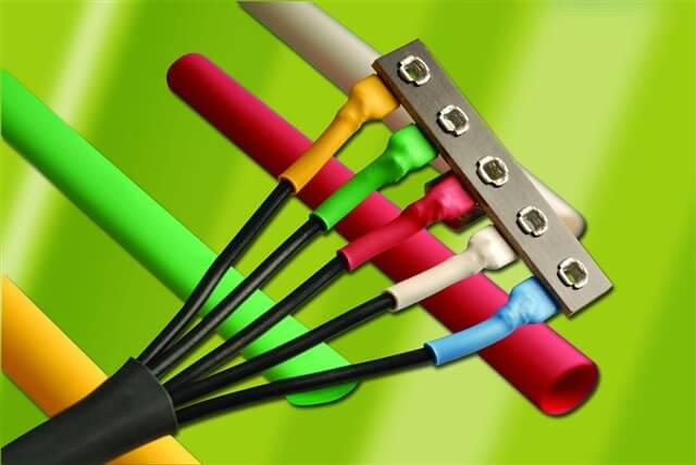 Цветные кембрики для проводов