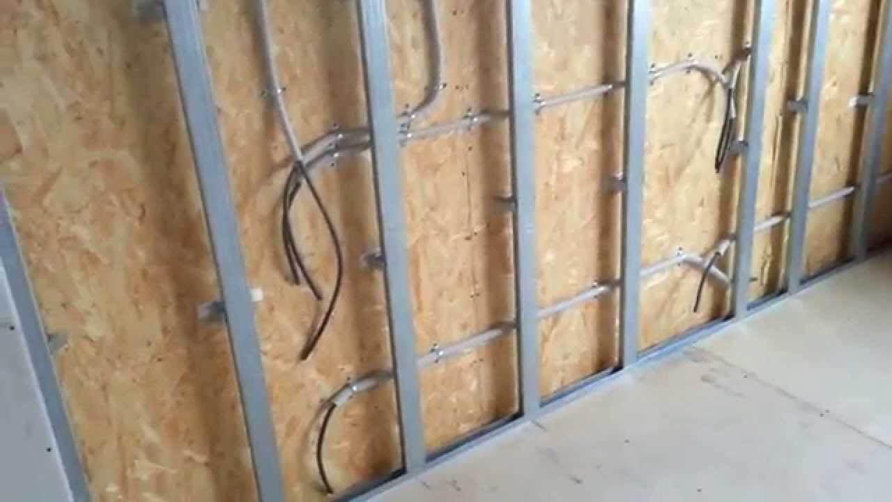 provodka v dome iz SIP 5 Как провести проводку в доме из СИП панелей? Фото