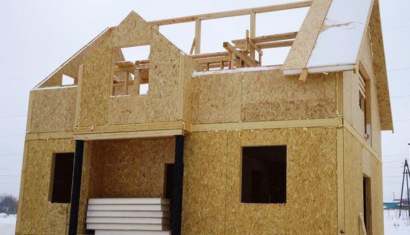 provodka v dome iz SIP 7 Как провести проводку в доме из СИП панелей? Фото