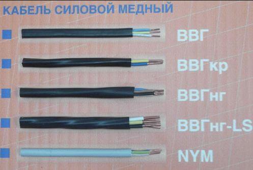 kabel dlya elektroprovodki 2 Выбираем кабель для электропроводки — 5 важных нюансов Фото