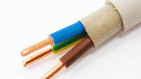 Кабеля для электропроводки