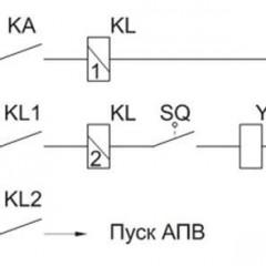 Как подключить промежуточное реле?