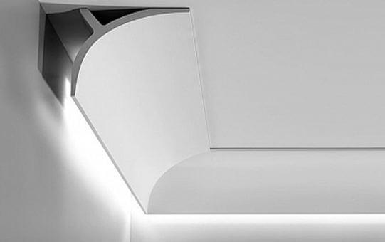 podsvetka shtor svetodiodnoj lentoj 2 Как сделать подсветку штор светодиодной лентой? Фото