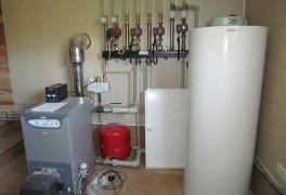Как сделать отопление в загородном доме?