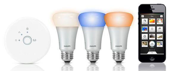 Смарт-лампочки с управлением со смартфона