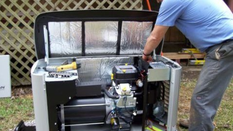 Основные этапы установки дизельного генератора