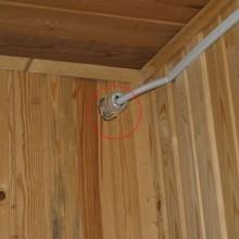 Как провести кабель через стену по правилам?