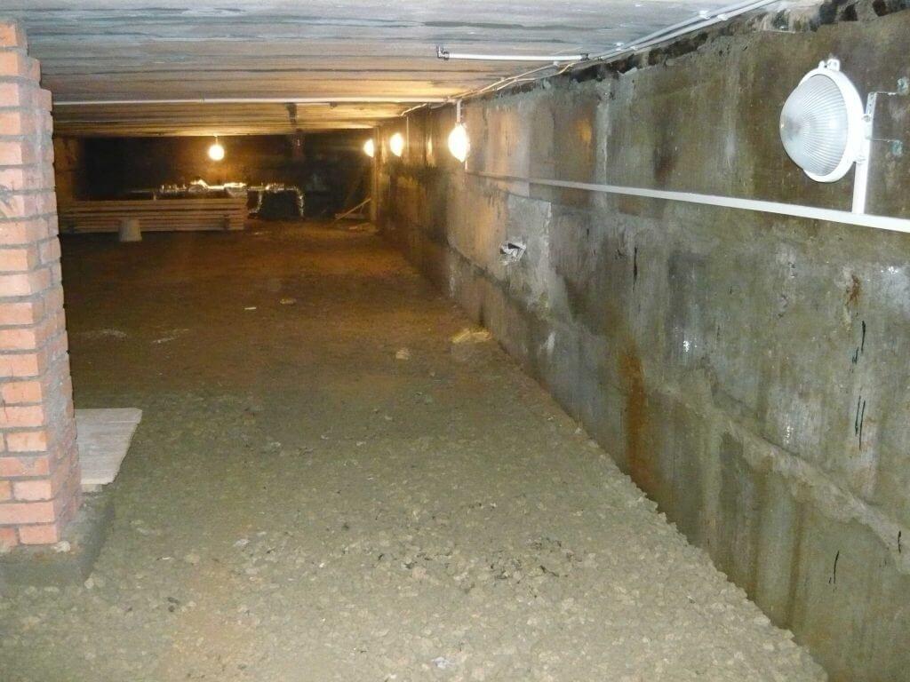 Освещение в подвале гаража своими руками 96