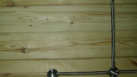 Как сделать скрытую электропроводку в деревянном доме?