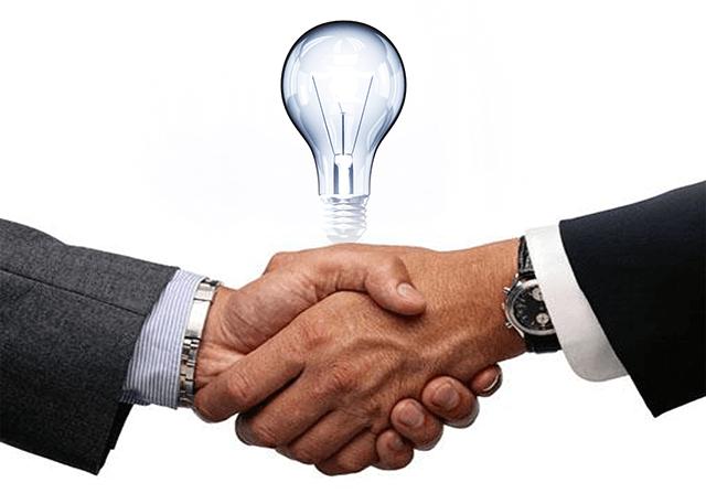 Переоформление договора на электроснабжение