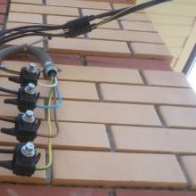 Как соединить СИП с медным кабелем — основные способы