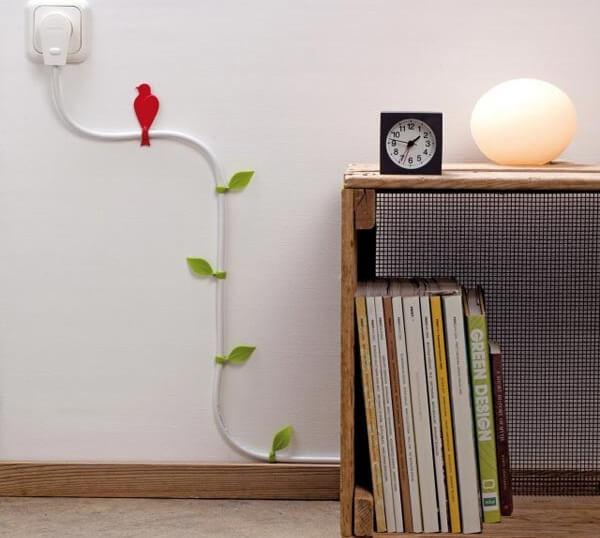 vidy klips 6 Клипсы для проводов и кабелей: размеры, виды, фото Фото