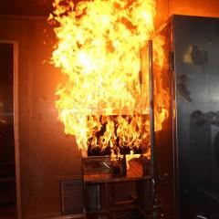 Причины возгорания электропроводки в квартире