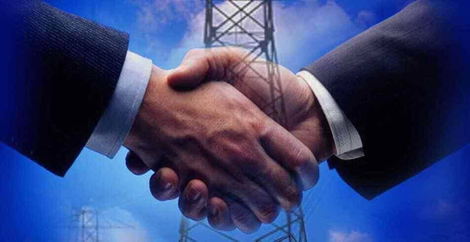 Заключение соглашение с поставщиком электрической энергии