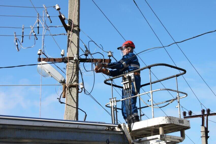 Подключение потребителя к электросети