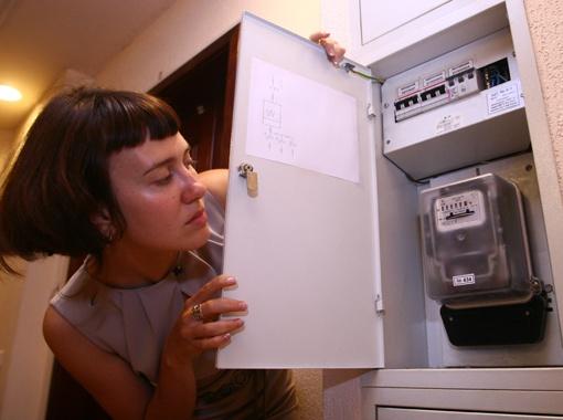 Соседи воруют электричество