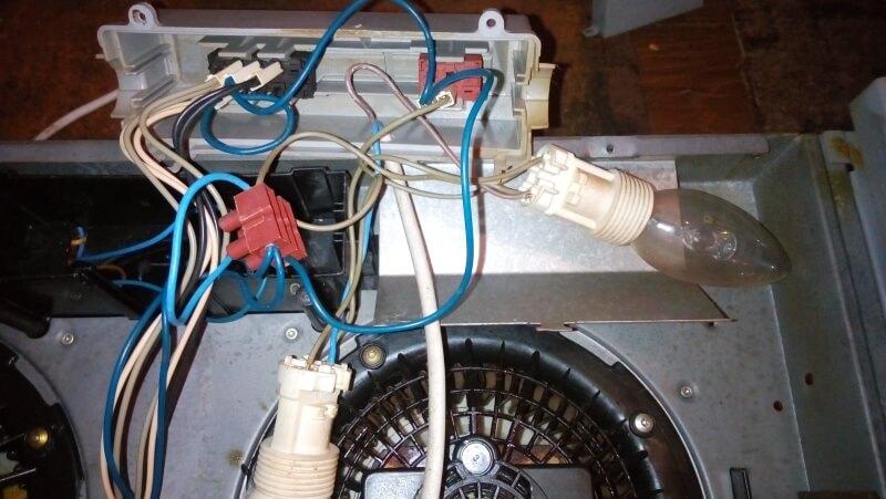 Двигатель вытяжки ELICA