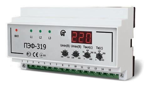 ПЭФ-319 с регулировкой параметров