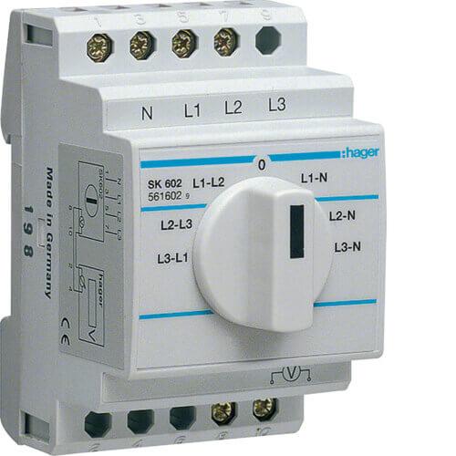 Для чего нужен переключатель фаз и где он используется, Коломна (фото)