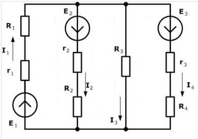 Решение задач по электротехнике по законам кирхгофа дискретная математика примеры задач с решением