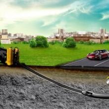 Как проложить кабель под дорогой и какие требования нужно учитывать?
