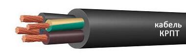 Конструкция гибкого кабеля