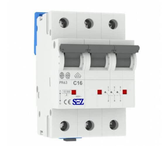 Автоматический выключатель SEZ