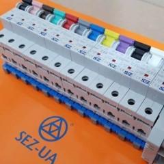 Обзор автоматических выключателей от компании SEZ Krompachy